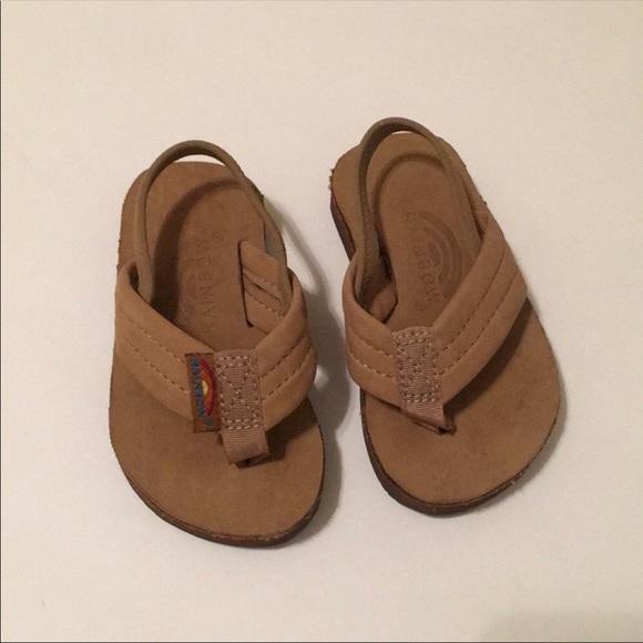 7da6c1a00127 Toddler rainbow Sandals classic tan. M 5a81d55f3afbbdde2661c721